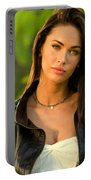 Megan Fox  Portable Battery Charger