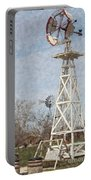 Megan's Windmill Portable Battery Charger
