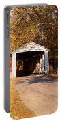 Melcher Covered Bridge Parke Co In Usa Portable Battery Charger