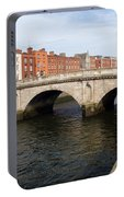 Mellows Bridge In Dublin Portable Battery Charger