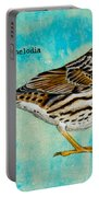 Melospiza Melodia Portable Battery Charger