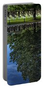 Memorial Reflecting Pool Portable Battery Charger