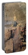 Memory Of Spain Portable Battery Charger by Victor Hugo