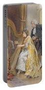 Memorys Melody Portable Battery Charger by George Goodwin Kilburne