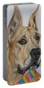Memphis The Great Dane Portable Battery Charger