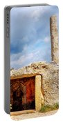 Menhir Di San Paolo Portable Battery Charger