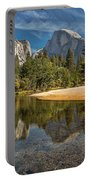 Merced River View I Portable Battery Charger
