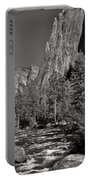 Merced River Yosemite Portable Battery Charger