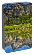 Merced River Yosmite Portable Battery Charger