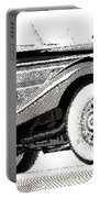 Mercedes 540k  - Parallel Hatching Portable Battery Charger