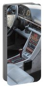 Mercedes 560 Sec Interior Portable Battery Charger