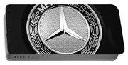 Mercedes-benz 6.3 Gullwing Emblem Portable Battery Charger