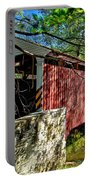 Mercers Mill Covered Bridge Portable Battery Charger