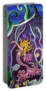 Mermaid Under The Sea Portable Battery Charger