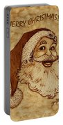 Merry Christmas 2 Portable Battery Charger