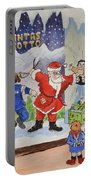 Merry Christmas Portable Battery Charger