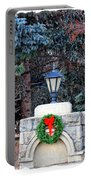 Merry Christmas From Boise Idaho Portable Battery Charger