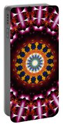 Merry Go Round Fractal Portable Battery Charger