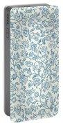 Merton Wallpaper Design Portable Battery Charger