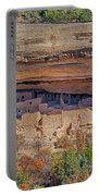 Mesa Verde Cliff Dwelling Portable Battery Charger