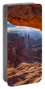 Mesa's View Portable Battery Charger by Darren  White