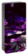 Mesmerize Purple Portable Battery Charger
