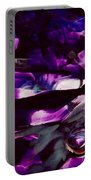 Mesmerize Purple II Portable Battery Charger