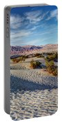 Mesquite Flat Dunes Portable Battery Charger