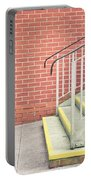 Metal Stairs Portable Battery Charger