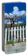Metal Art Tree Bisbee Portable Battery Charger