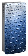 Metallic Floor Portable Battery Charger