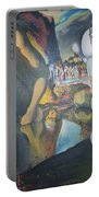 Metamophosis Of Narcissus Portable Battery Charger
