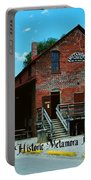 Metamora Grist Mill Portable Battery Charger