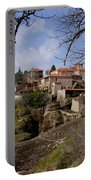 Meteora Monastary   #0679 Portable Battery Charger