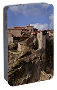 Meteora Monastary   #9793 Portable Battery Charger