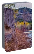 Methow Riverbank Portable Battery Charger