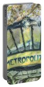 Metro Abbesses Portable Battery Charger