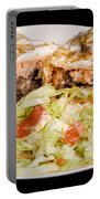 Mexican Burrito Plate 2 Portable Battery Charger