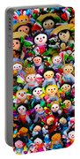 Mexican Dolls Portable Battery Charger