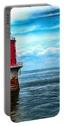 Miah Maull Shoal Lighthouse Portable Battery Charger