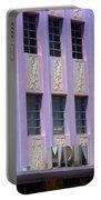 Miami Beach - Art Deco 12 Portable Battery Charger