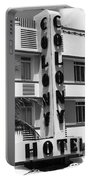 Miami Beach - Art Deco 17 Portable Battery Charger