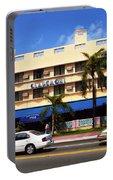 Miami Beach - Art Deco 38 Portable Battery Charger