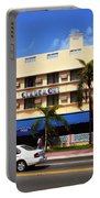 Miami Beach - Art Deco 38 Portable Battery Charger