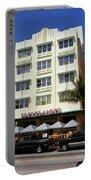 Miami Beach - Art Deco 43 Portable Battery Charger