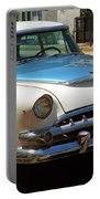Miami Beach Classic Car 2 Portable Battery Charger