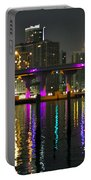 Miami Macarthur Causeway Portable Battery Charger