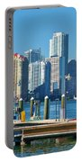 Miami On The Docks Portable Battery Charger