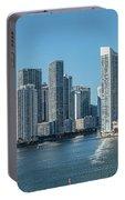 Miami Skyline, Miami-dade County Portable Battery Charger