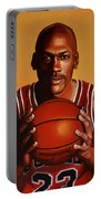Michael Jordan 2 Portable Battery Charger